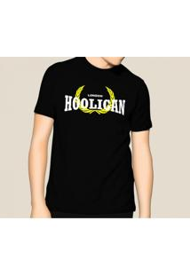 Camiseta Hshop London Hooligan Preto