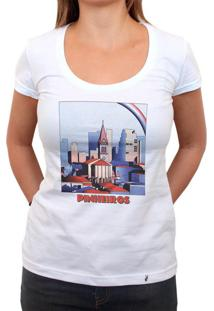 Pinheiros - Camiseta Clássica Feminina
