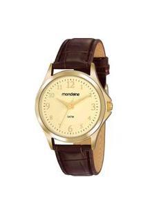 Relógio Analógico Mondaine Feminino - 83474Lpmvdh2