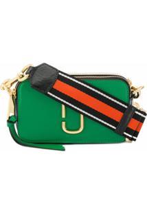Marc Jacobs Bolsa 'Snapshot' Pequena - Verde