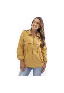 Jaqueta Gam 65278 Gam Amarelo