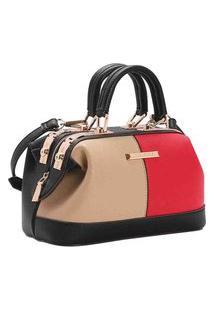 Bolsa Feminina Chenson Mini Bags Transversal Nude 3482931
