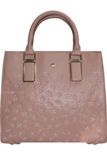 Bolsa Mão E Tiracolo Hand Bag Relax (Off White, Único)