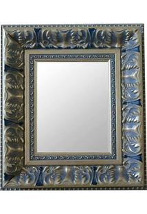 Espelho Moldura 12266 Dourado Art Shop