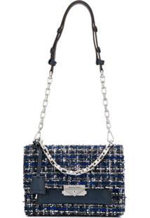 Michael Michael Kors Cece Mini Quilted Bag - Azul