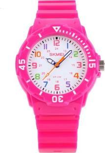 b3d35c4b2d9 Relógio Digital Natacao Rosa feminino