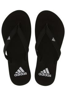 Chinelo Adidas Eezay Flip Flop - Feminino - Preto/Branco