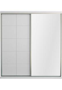 Armário Athenas Com Espelho Branco
