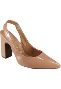 8ff27b1c0 Sapato Nude Vizzano feminino