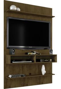 Painel Para Tv Até 47 Polegadas Vega Rústico - Bechara Móveis