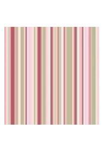 Papel De Parede Adesivo Decoração 53X10Cm Rosa -W22975
