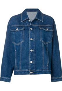 Chiara Ferragni Jaqueta Jeans - Sm000 Jeans