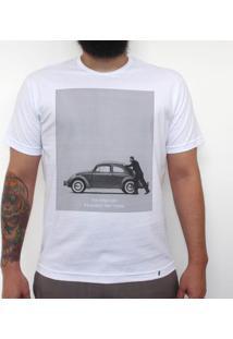 Uno Fusquita E Uno Violon - Camiseta Clássica Masculina