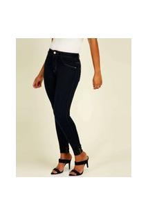 Calça Jeans Skinny Feminina Biotipo