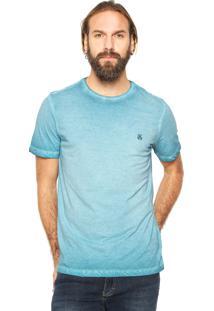 Camiseta John John Basic Azul