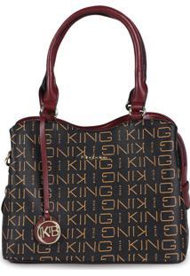 Bolsa Básica King Monograma