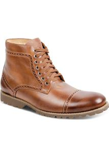 Bota Dress Boot Masculina Sandro Moscoloni Giuseppe Marrom Claro