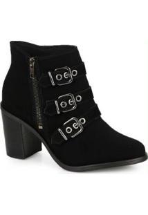 Ankle Boots Bebece Preto