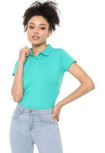 Camisa Polo Malwee Lisa Verde