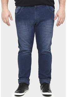 Calça Preston Plus Size Stone Jeans - Masculino