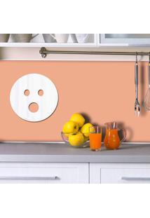 Espelho Decorativo Emoji Uau