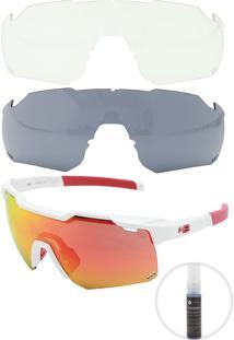Kit 3 Pçs Óculos De Sol Hb Road 2 Branco