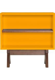 Aparador Paes 60 Cm Amarelo