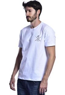 Camiseta Red Nose Surf Club Branca