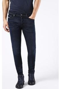 Calça Jeans Diesel Tepphar | Masculina - Masculino-Azul
