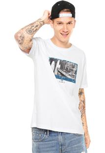 Camiseta Rusty Shaperoom Branca