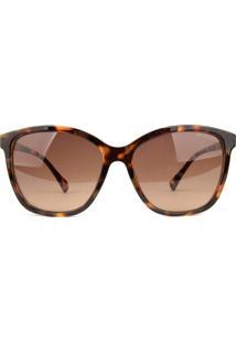 Óculos De Sol Atitude At5398 G21/56 Tartaruga - Kanui