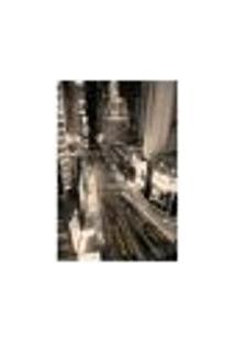 Painel Adesivo De Parede - Nova Iorque - 135Pn-M