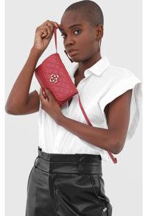 Bolsa Capodarte Matelassê Vermelha - Kanui