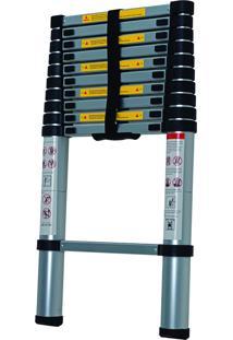Escada Telescópica Worker 428175 Até 150Kg 1X11 Alumínio