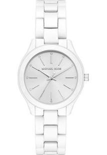 Relógio Michael Kors Feminino Slim Runway - Mk3908/1Kn Mk3908/1Kn - Feminino
