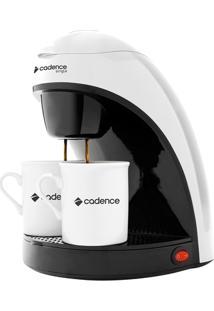 Cafeteira Elétrica Cadence Branca Single Caf110 - 220V