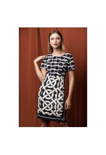 Vestido Practory Modelagem Reta - Pra-Vt682