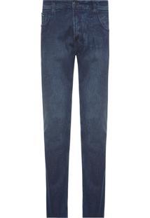 Calça Masculina H.Comfort Power Skinny - Azul