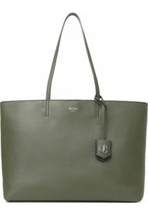 Jimmy Choo Bolsa Tote Nine2Five - Verde