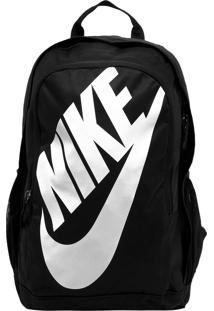 Mochila Nike Sportswear Hayward Fut Preta/Branca