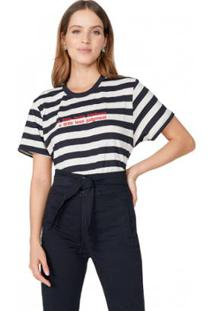 Camiseta Amaro More Kindness Feminina - Feminino