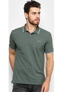1380bc8528332 + info Camisa Polo Calvin Klein New York Masculina - Masculino