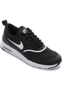 Tênis Nike Air Max Thea Feminino - Feminino-Preto+Off White
