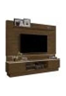 Rack E Painel Para Tv 75 Polegadas London Malbec Lpa Milani Store