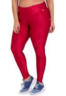 Calça Legging Plus Size Exclusive Cajubrasil Feminina - Feminino