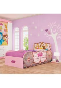 Bicama Infantil Princesas Disney Fun - Pura Magia