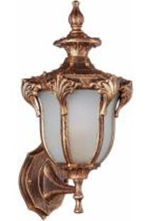 Arandela Colonial Ouro Velho AlumãNio - Modelo Cannes - Ouro Velho - Dafiti