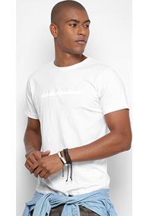 Camiseta Gangster Estampa Gel Masculina - Masculino