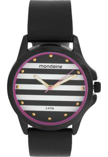 Relógio Mondaine 76687Lpmvph1 Preto