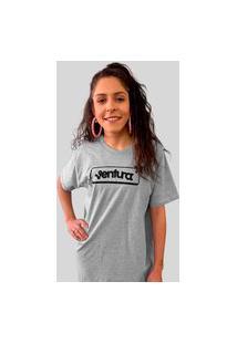 Camiseta Ventura Box Logo Mescla